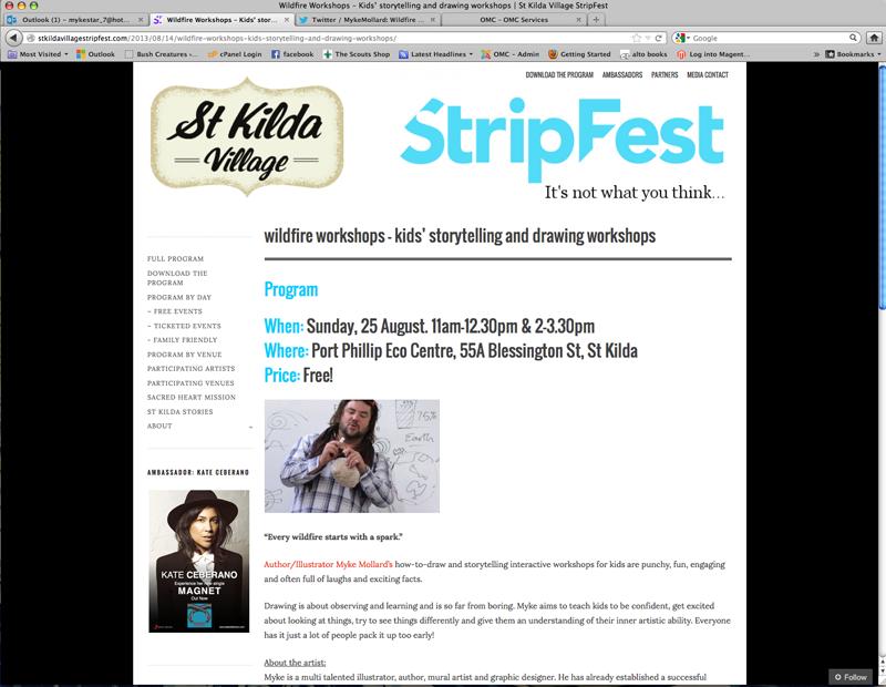 stripfest 2